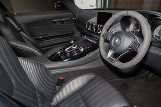 2018 Mercedes-Benz AMG GT C190 808+058MY S SPEEDSHIFT DCT Magnetite Black 7 Speed.