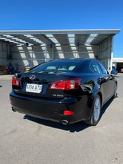 2011 Lexus IS GSE20R MY11 IS250 Prestige Grey 6 Speed Sports Automatic Sedan.