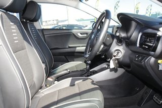 2020 Kia Rio YB MY21 GT-Line DCT Clear White/matching 7 Speed Sports Automatic Dual Clutch Hatchback