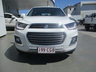 2016 Holden Captiva CG MY15 7 LTZ (AWD) White 6 Speed Automatic Wagon