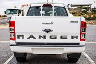 2020 Ford Ranger PX MkIII 2021.25MY XLS White 6 Speed Sports Automatic Double Cab Pick Up.