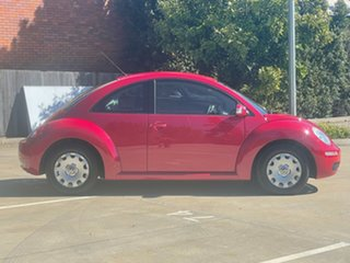 2008 Volkswagen Beetle 9C MY2008 Miami Coupe Red 6 Speed Sports Automatic Liftback