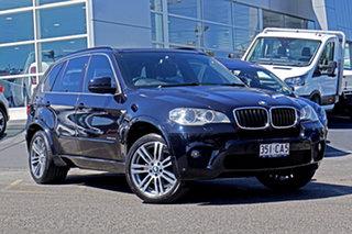 2013 BMW X5 E70 MY1112 xDrive30d Steptronic Black 8 Speed Sports Automatic Wagon.
