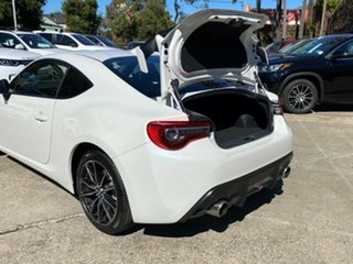 2020 Toyota 86 ZN6 GTS White Liquid 6 Speed Manual Coupe