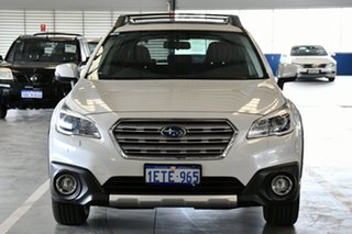 2015 Subaru Outback MY15 2.0D Premium AWD Crystal White Pearl Continuous Variable Wagon