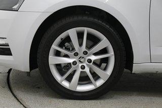 2020 Skoda Octavia NE MY20.5 110TSI DSG Moon White 7 Speed Sports Automatic Dual Clutch Wagon.