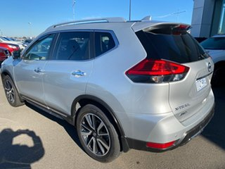 2020 Nissan X-Trail T32 Series III MY20 Ti X-tronic 4WD Silver, Chrome 7 Speed Constant Variable