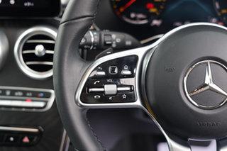 2021 Mercedes-Benz GLC-Class X253 801MY GLC300 9G-Tronic 4MATIC e Selenite Grey 9 Speed