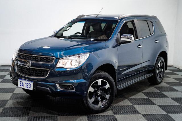 Used Holden Colorado 7 RG MY16 Trailblazer Edgewater, 2016 Holden Colorado 7 RG MY16 Trailblazer Blue 6 Speed Sports Automatic Wagon