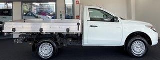 2017 Mitsubishi Triton MQ MY17 GLX 4x2 White 5 Speed Sports Automatic Cab Chassis.