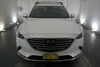 2019 Mazda CX-9 TC GT SKYACTIV-Drive White 6 Speed Sports Automatic Wagon.