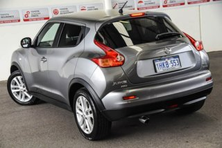 2013 Nissan Juke F15 TI-S (AWD) Grey Continuous Variable Wagon.