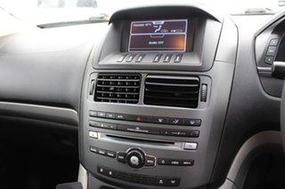 2011 Ford Territory SZ TX Seq Sport Shift Blue 6 Speed Sports Automatic Wagon