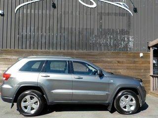 2012 Jeep Grand Cherokee WK MY2013 Laredo Grey 5 Speed Sports Automatic Wagon.