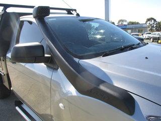 2016 Mazda BT-50 MY16 XT (4x4) Aluminium 6 Speed Automatic Cab Chassis