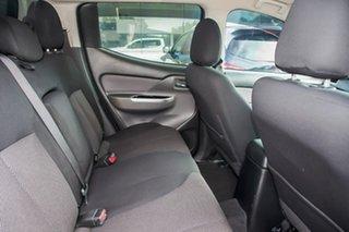 2017 Mitsubishi Triton MQ MY17 GLS Double Cab Sports Edition Black 5 Speed Sports Automatic Utility