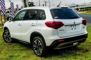 2021 Suzuki Vitara LY Series II Turbo 2WD Cool White 6 Speed Sports Automatic Wagon.