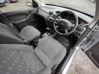 2003 Ford Focus LR MY2003 CL Grey 4 Speed Automatic Sedan