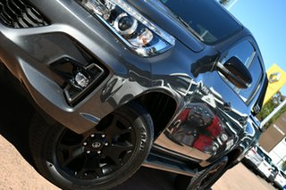 2019 Toyota Hilux GUN126R MY19 Rogue (4x4) Grey 6 Speed Automatic Double Cab Pick Up.