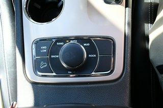 2015 Jeep Grand Cherokee WK MY15 Limited (4x4) Black 8 Speed Automatic Wagon