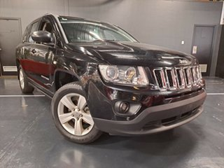 2012 Jeep Compass MK MY12 Sport CVT Auto Stick 6 Speed Constant Variable Wagon.