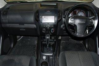 2017 Isuzu D-MAX TF MY17 SX (4x4) Splash White 6 Speed Automatic Crew Cab Chassis