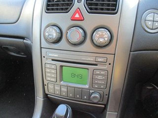 2002 Holden Commodore VY Executive Silver 4 Speed Automatic Sedan
