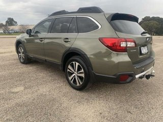2019 Subaru Outback MY19 2.5i AWD Green Continuous Variable Wagon