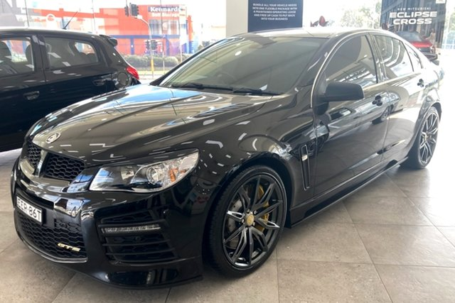 Used Holden Special Vehicles GTS Gen-F2 MY16 Chullora, 2016 Holden Special Vehicles GTS Gen-F2 MY16 Phantom 6 Speed Sports Automatic Sedan