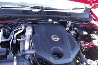 2020 Nissan Navara D23 MY21 ST-X Red 6 Speed Manual Utility