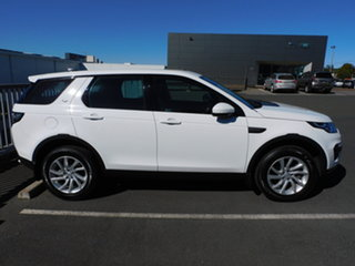 2017 Land Rover Discovery Sport L550 17MY TD4 150 SE White Lrc867 9 Speed Sports Automatic Wagon.