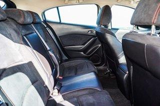 2014 Mazda 3 BM5428 XD SKYACTIV-Drive Astina Grey 6 Speed Sports Automatic Hatchback