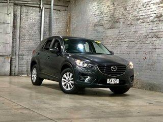 2016 Mazda CX-5 KE1032 Maxx SKYACTIV-Drive AWD Sport Grey 6 Speed Sports Automatic Wagon.