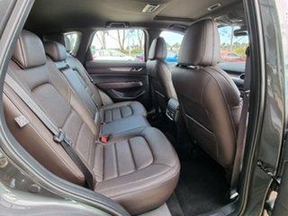 2020 Mazda CX-5 KF4WLA Akera SKYACTIV-Drive i-ACTIV AWD Grey 6 Speed Sports Automatic Wagon