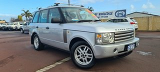 2004 Land Rover Range Rover L322 03MY HSE 5 Speed Automatic Wagon.