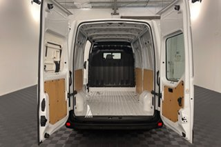 2019 Renault Master X62 Mid Roof MWB AMT White 6 speed Automatic Van