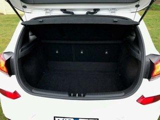 2018 Hyundai i30 PD2 Update Active White 6 Speed Auto Sequential Hatchback