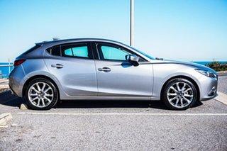 2014 Mazda 3 BM5428 XD SKYACTIV-Drive Astina Grey 6 Speed Sports Automatic Hatchback.