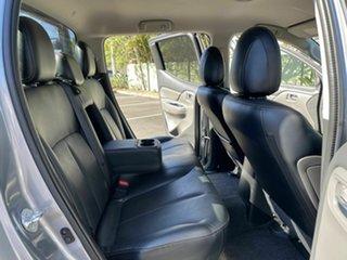 2016 Mitsubishi Triton MQ Exceed Grey 5 Speed Automatic Dual Cab