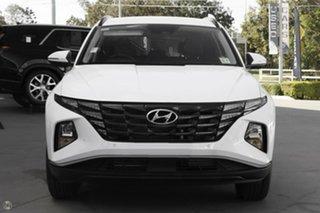 2021 Hyundai Tucson NX4.V1 MY22 Elite D-CT AWD White 7 Speed Sports Automatic Dual Clutch Wagon.