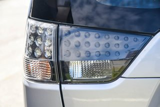 2009 Mitsubishi Outlander ZG MY09 LS Silver 5 Speed Manual Wagon