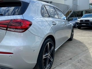 2018 Mercedes-Benz A250 177 MY19 4Matic Limited Edition Silver 7 Speed Auto Dual Clutch Hatchback.