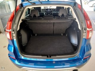 2016 Honda CR-V RM Series II MY17 VTi-L 4WD Brilliant Sporty Blue 5 Speed Sports Automatic Wagon