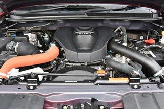 2018 Isuzu MU-X MY17 LS-T Rev-Tronic Red 6 Speed Sports Automatic Wagon
