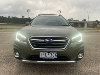 2019 Subaru Outback MY19 2.5i AWD Green Continuous Variable Wagon.