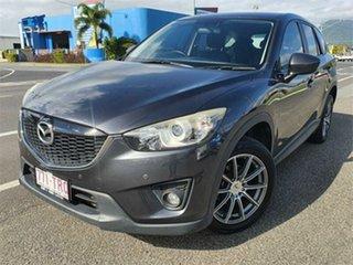 2013 Mazda CX-5 KE1021 MY14 Maxx SKYACTIV-Drive AWD Sport Grey 6 Speed Sports Automatic Wagon.