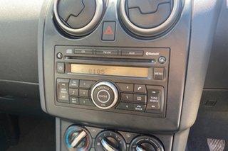 2010 Nissan Dualis J10 MY10 ST (4x2) Silver 6 Speed Manual Wagon