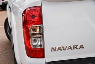 2021 Nissan Navara D23 MY21 SL King Cab Polar White 7 Speed Sports Automatic Utility
