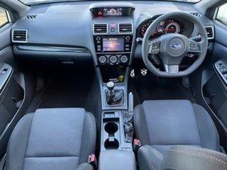 2017 Subaru WRX V1 MY18 AWD White 6 Speed Manual Sedan.