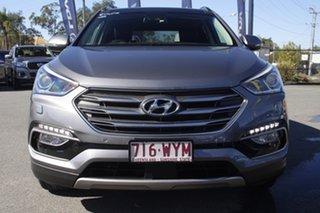2016 Hyundai Santa Fe DM3 MY16 Highlander Titanium Silver 6 Speed Sports Automatic Wagon
